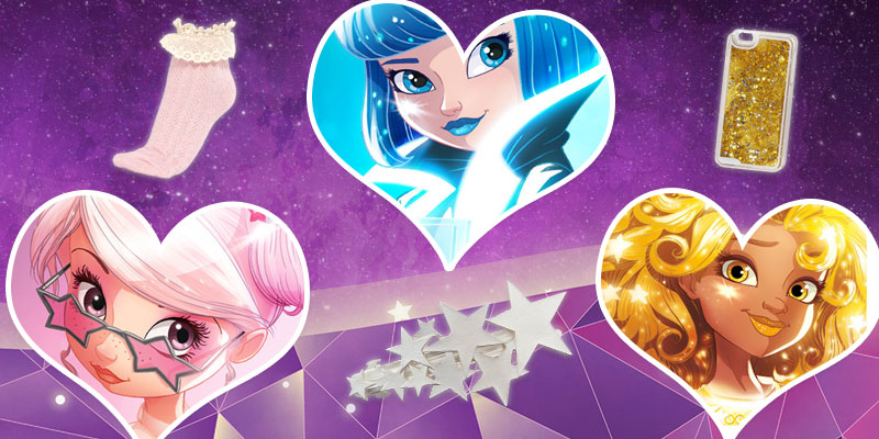 Star Darlings Accessory Lookbook