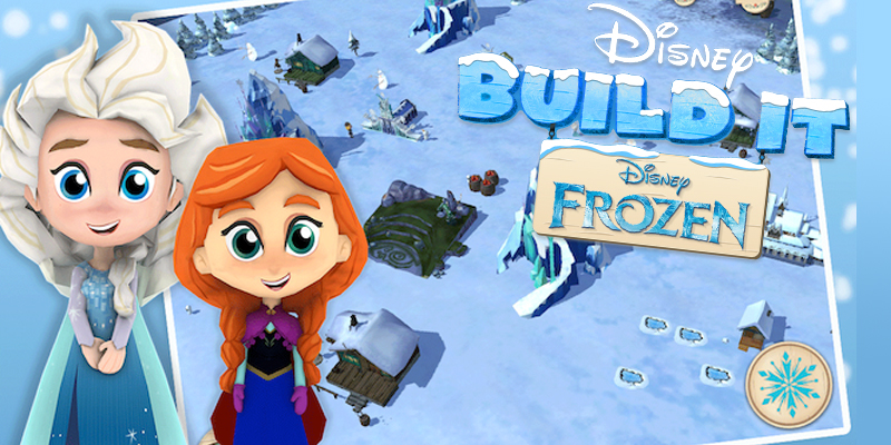 Disney Build It: Frozen