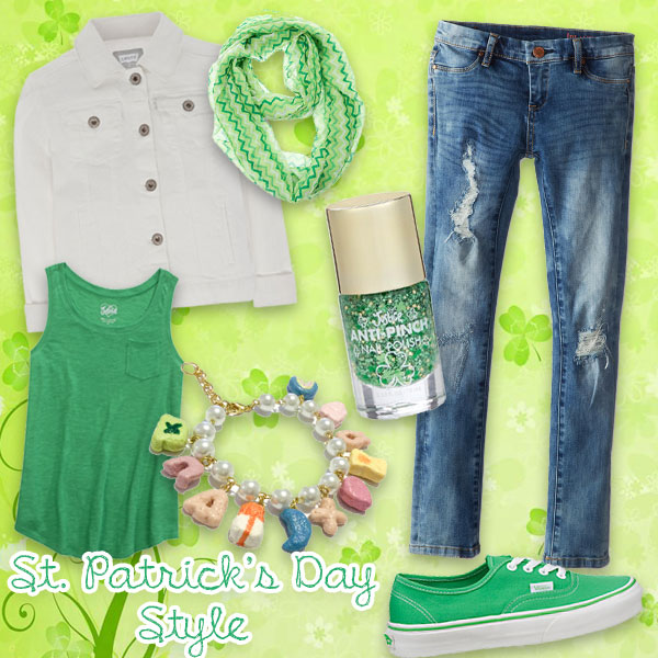 St. Patrick's Day Style