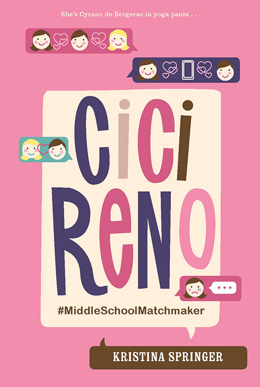 Cici Reno #Middle School Matchmaker