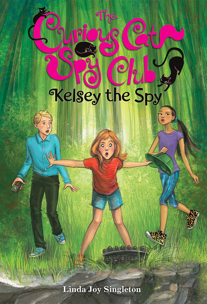 Kelsey the Spy - Linda Joy Singleton