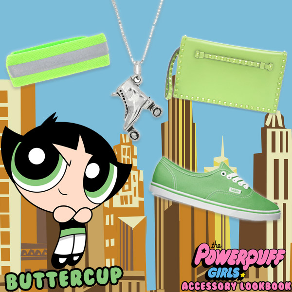 Powerpuff Girls Accessory Lookbook