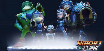 Ratchet and Clank Character Quiz