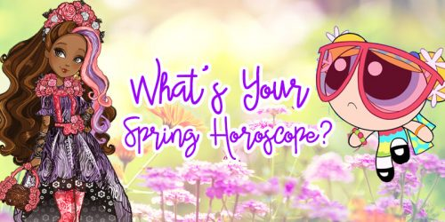 What's Your Spring Horoscope?