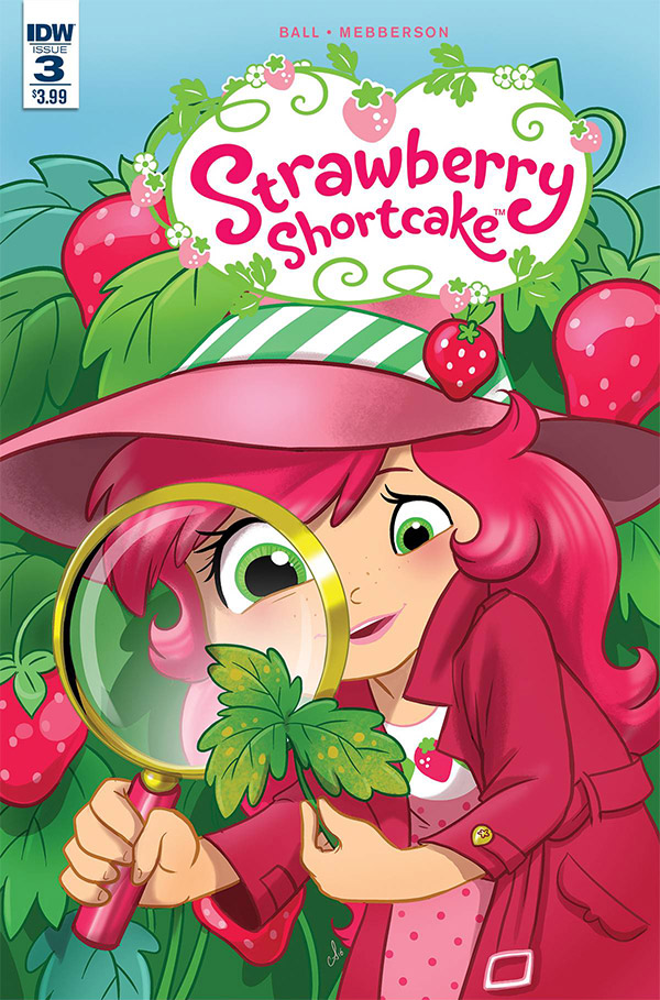 Strawberry Shortcake Comic
