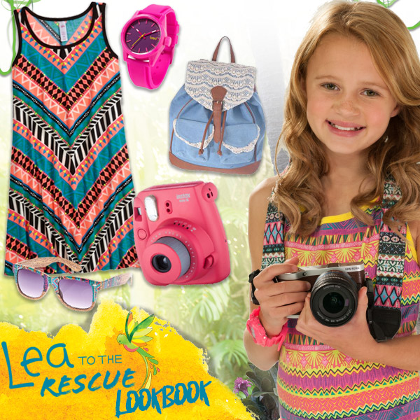 American Girl - Lea Clark Lookbook