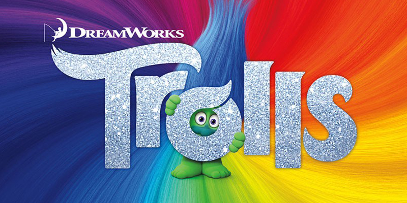 DreamWorks Trolls Trailer