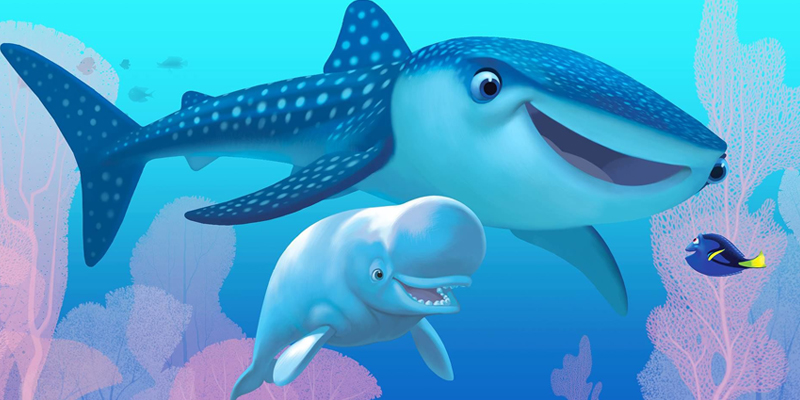 Finding Dory Character Quiz