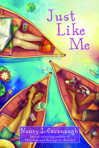Just Like Me - Books to Bring to Camp
