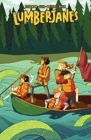 Lumberjanes - Books to Bring to Camp