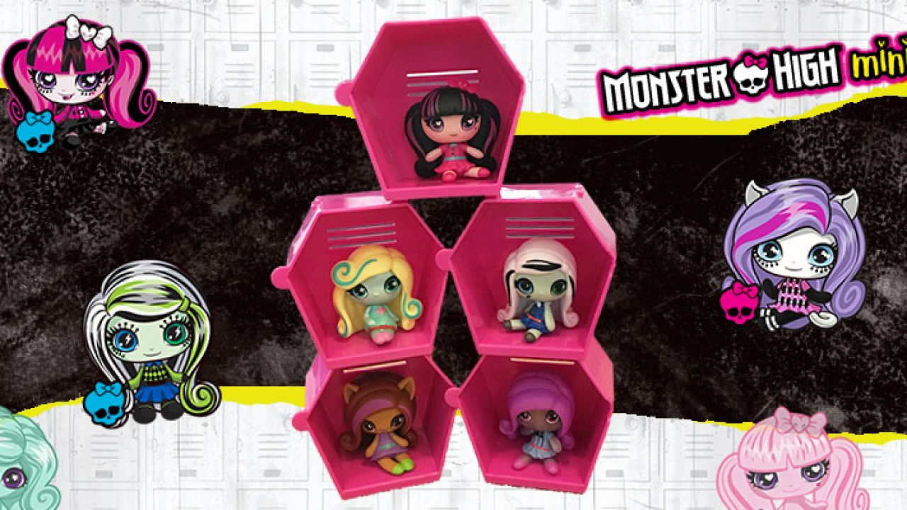 Everything You Need To Know About Monster High Minis Yayomg