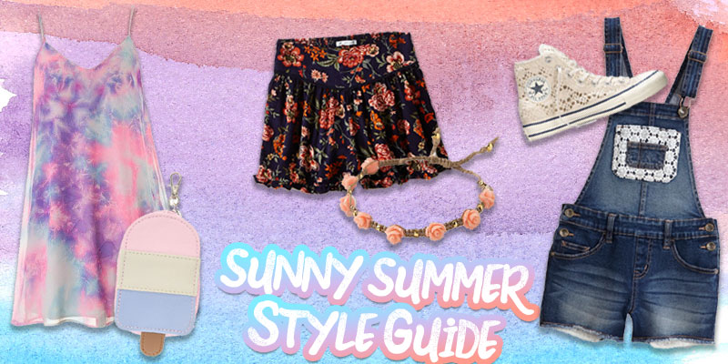 Sunny Summer Style Guide