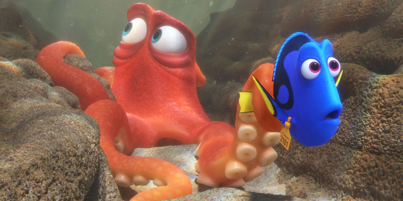 Finding Dory Quotes Quiz