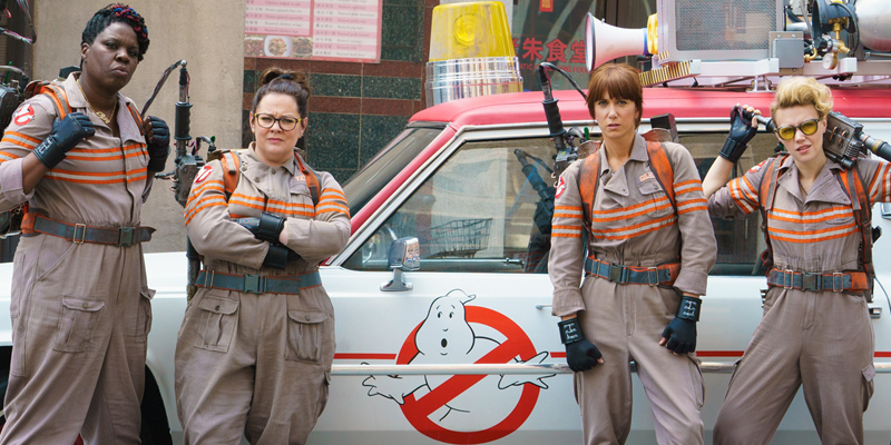 Ghostbusters Poll