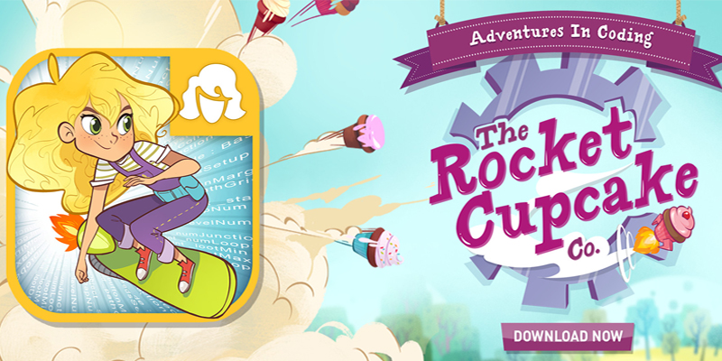 GoldieBlox: Adventures in Coding - The Rocket Cupcake Co.