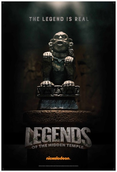 Legends of the Hidden Temple Movie