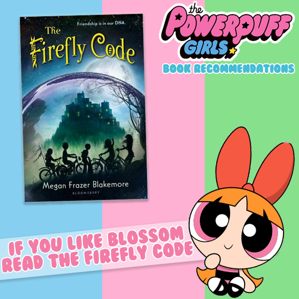 Powerpuff Girls Book Recommendations