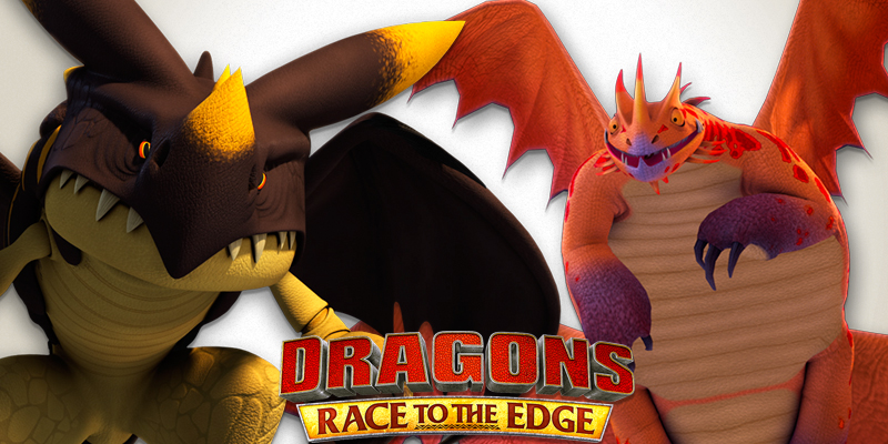 Dragons: Race to the Edge Season 3