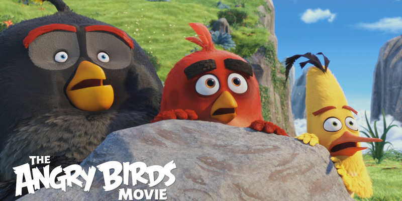Angry Birds Movie Quiz