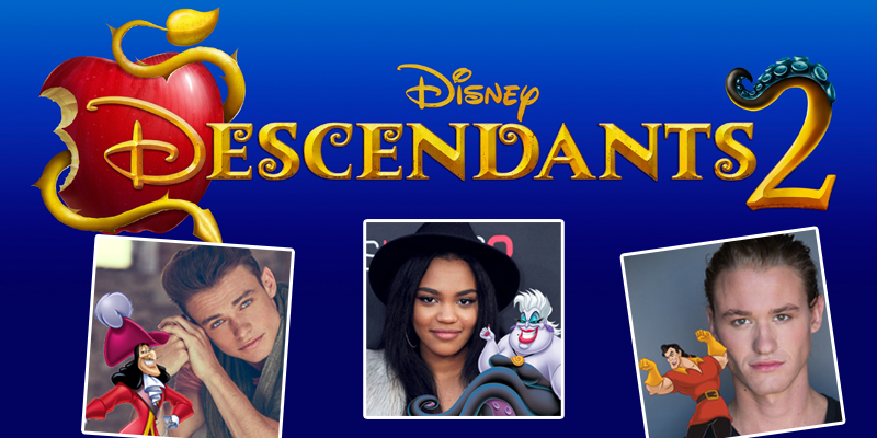 Descendants 2 Villain Kids Poll