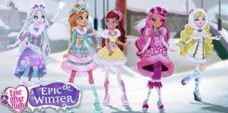 Ever After High: Epic Winter Quiz