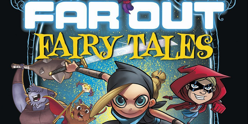 Far Out Fairy Tales Quiz