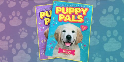 Puppy Pals is a Cute New Book Series About Friendship and Puppies