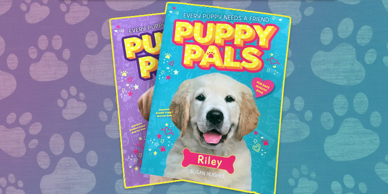 Puppy Pals Book Series