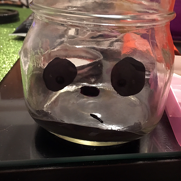 We Bare Bears DIY Jars