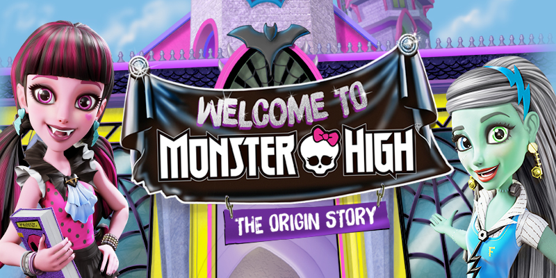 Welcome to Monster High Quiz