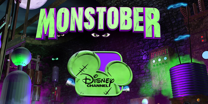 Disney Channel Monstober 2016 Lineup
