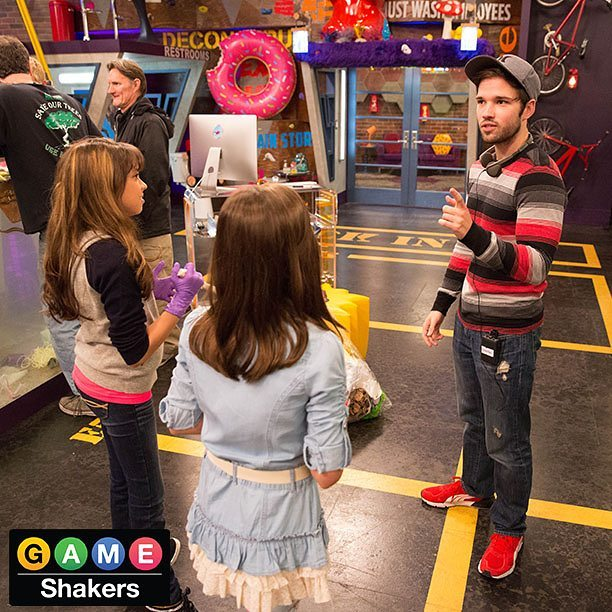 Game Shakers/iCarly