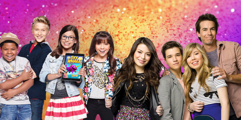 Game Shakers/iCarly Crossover