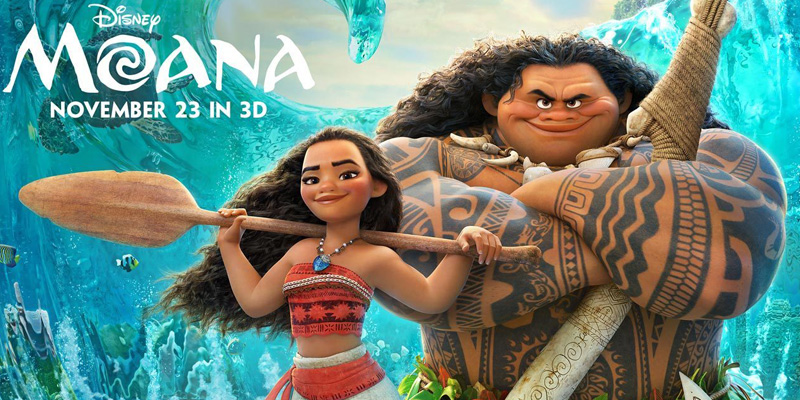 """The First """"Moana"""" Trailer is Here and It's EVERYTHING"""