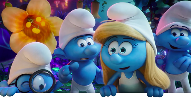 Smurfs: The Lost Village Teaser