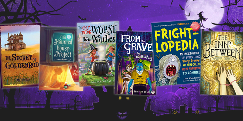 8 Spooky, Silly, Creepy, Eerie, Mysterious, and Freaky Halloween Reads