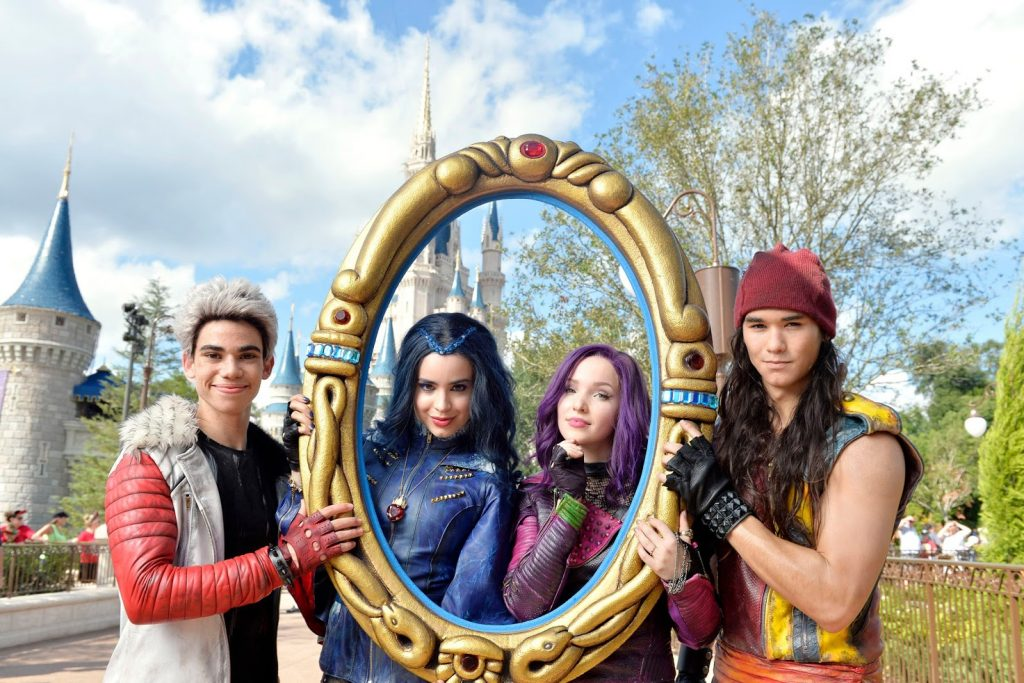 Disney Descendants Holiday Special