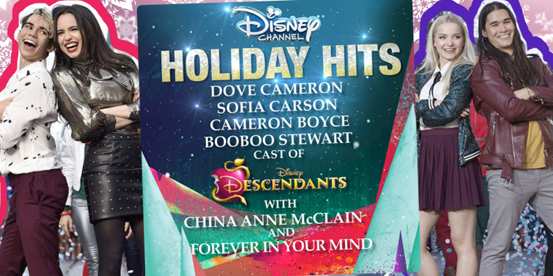 Disney Channel Holiday Hits