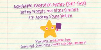 NaNoWriMo Inspiration: Writing Prompts and Story Starters