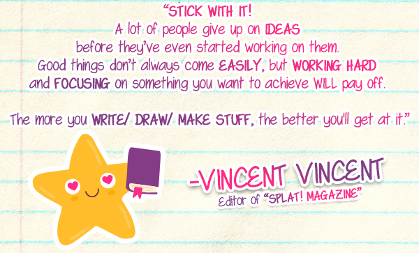 NaNoWriMo Inspiration for Young Writers