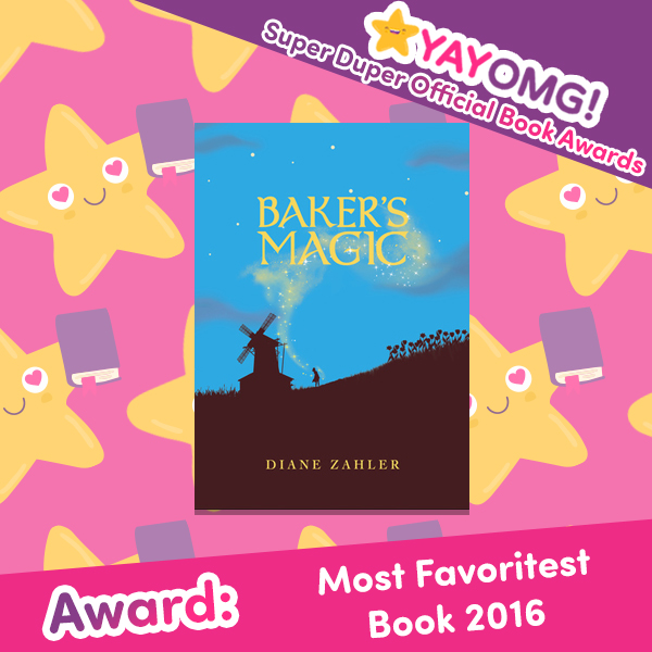 Super Duper Official Book Awards 2016