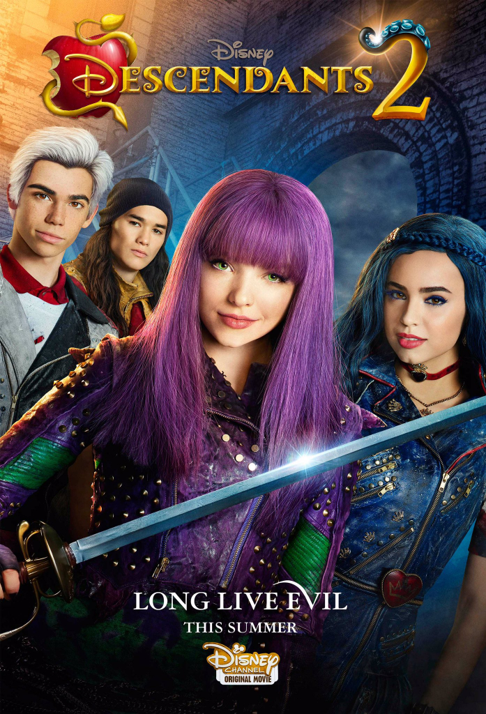 Descendants 2 Promo and Poster Reactions