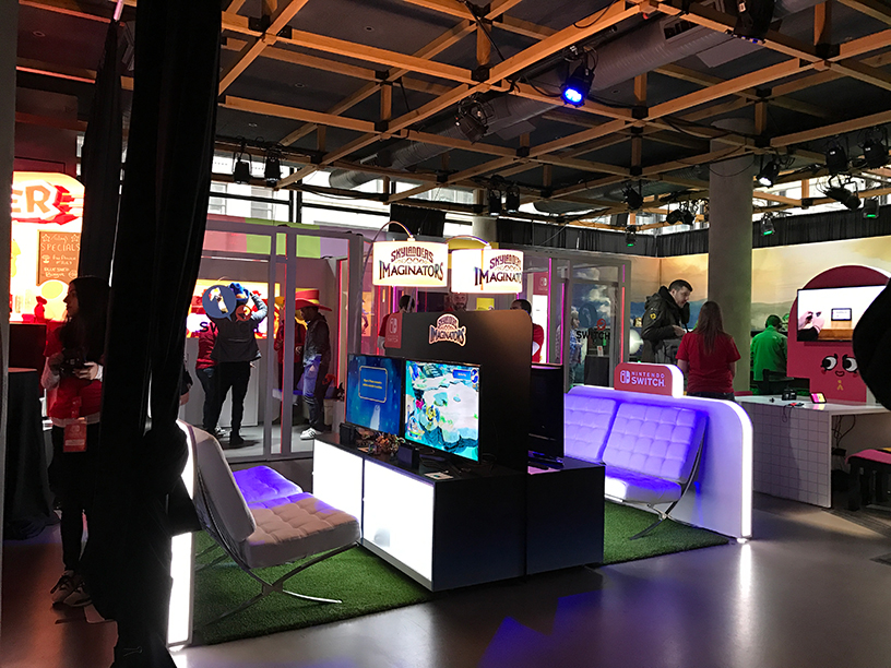 Nintendo Switch Experience NYC