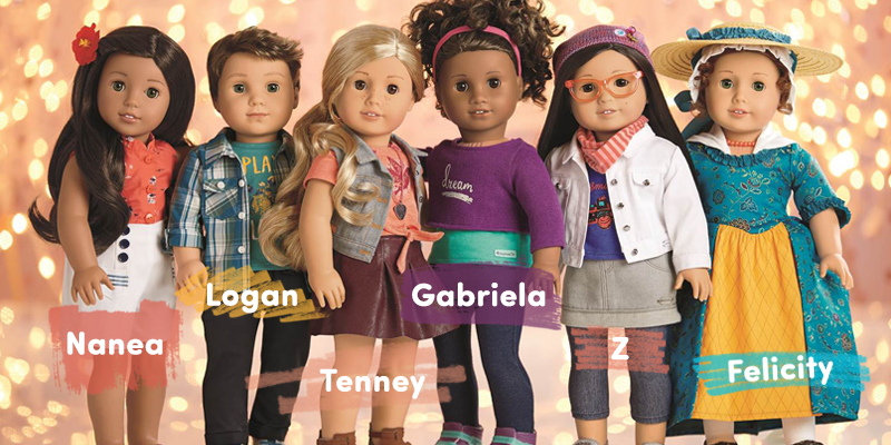 American Girl 2017 New Dolls Poll