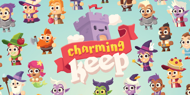Charming Keep - Mighty Games