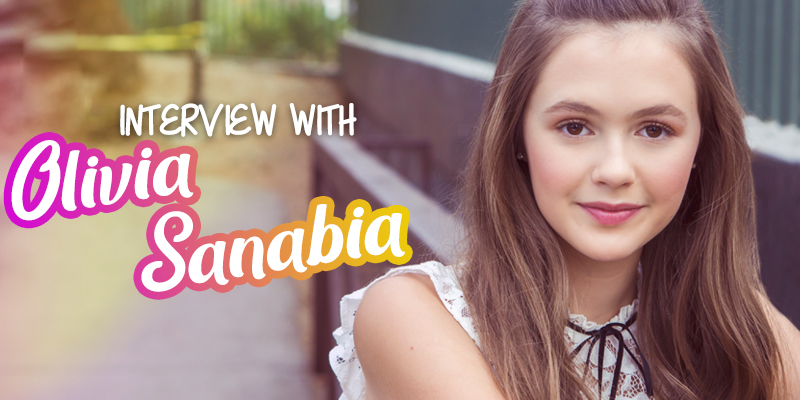 Olivia Sanabia Interview - Just Add Magic