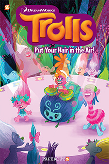 Trolls Graphic Novel Series - Papercutz