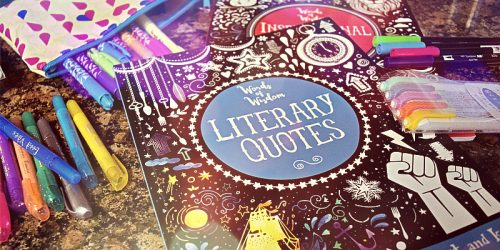 These Words of Wisdom Coloring Books Will Inspire You While You Color