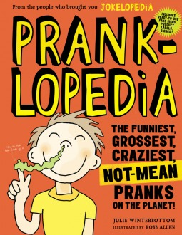 Pranklopedia - 7 Hilarious Reads