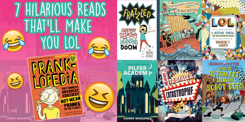 7 Hilarious Reads